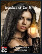 Wonders of the Witch