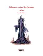 Nightmares - A One Shot Adventure