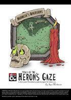 Mormesk's Diversions: Trials of the Heron's Gaze