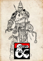 Art - Half Orc Fighter