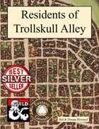 Residents of Trollskull Alley (Fantasy Grounds)