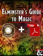 Elminster's Guide to Magic (PDF+Fantasy Grounds)  [BUNDLE]