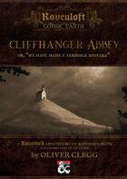 Cliffhanger Abbey
