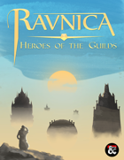 Ravnica: Heroes of the Guilds — Character Class Options