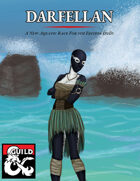 Darfellan 5E Player Race