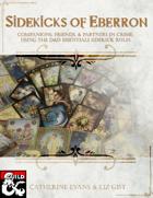 Sidekicks of Eberron