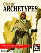 Clergy Archetypes