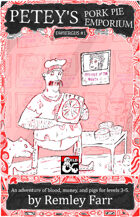 Petey's Pork Pie Emporium (Dwiergus #1)