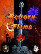 Reborn Flame Trilogy [BUNDLE]