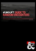 Venger's Guide to Random Encounters