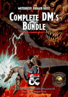 Waterdeep: Dragon Heist Complete DM's Bundle (Guides, Maps, Adventures and other Resources) (Fantasy Grounds)
