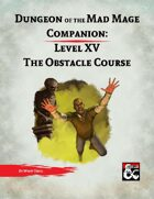 DotMM Companion 15: The Obstacle Course