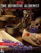 The Definitive Alchemist