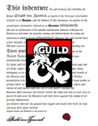 Curse of Strahd: Deed to the Old Bonegrinder