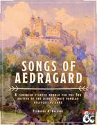 Songs of Aedragard