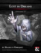 AE01-12 Lost in Dreams by Nausicaä Enriquez
