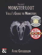 Monster Loot Vol. 2 – Volo's Guide to Monsters (Fantasy Grounds)