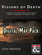 Visions of Death,Digital Map Pack