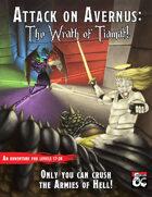 Attack on Avernus: The Wrath of Tiamat!