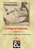Bard - College of Ventosity