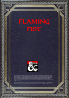 Flaming Fist
