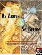 As Above, So Below: 12 Heavenly and 12 Hellish Subclasses