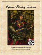 Infernal Binding Contract