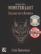 Monster Loot – Baldur's Gate: Descent Into Avernus (Fantasy Grounds)
