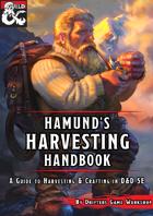 Hamund's Harvesting Handbook: Volume 1 (Fantasy Grounds)