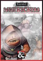 MISTKICKERS: Ravenloft Sidekicks