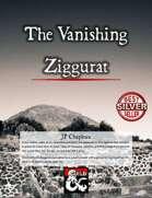 Ravenloft: The Vanishing Ziggurat