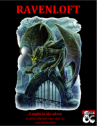 RAVENLOFT: A night in the abyss