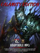 Adaptable NPCs: Calamity (Fantasy Grounds)