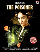 """""""Rogue subclass - The poisoner"""""""