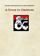 A Guide to Griffons