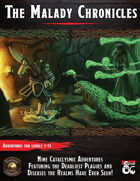 The Malady Chronicles (Fantasy Grounds)