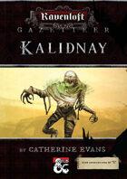Ravenloft Gazetteer: Kalidnay