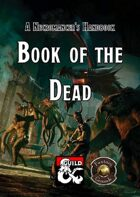 Book of the Dead - player options, spells, items and undead minions (Fantasy Grounds)