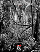 MZA1 Creature Features in the Jungle