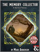 The Memory Collector: A Warlock Patron