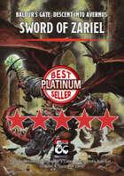 Sword of Zariel – a Baldur's Gate: Descent into Avernus DM's Resource (maps, advice, cheatsheets)