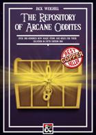 The Repository of Arcane Oddities