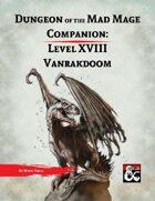 DotMM Companion 18: Vanrakdoom