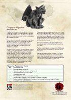 Gargoyle Figurine - New Magic Item