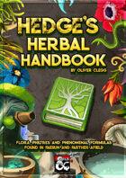 Hedge's Herbal Handbook