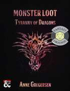 Monster Loot – Tyranny of Dragons (Fantasy Grounds)