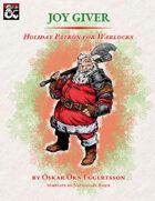 Joy Giver - Holiday Patron for Warlocks