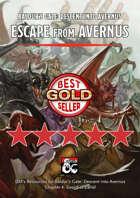Escape from Avernus – a Baldur's Gate: Descent into Avernus DM's Resource (maps, advice)
