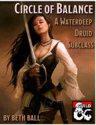 Circle of Balance druid subclass