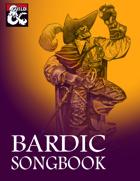 Bardic Songbook (5e Bard Spells)